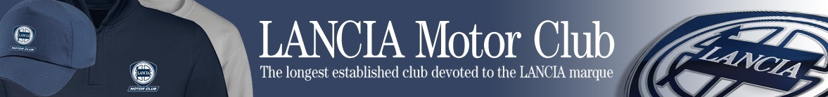 Lancia Motor Club Database Logo