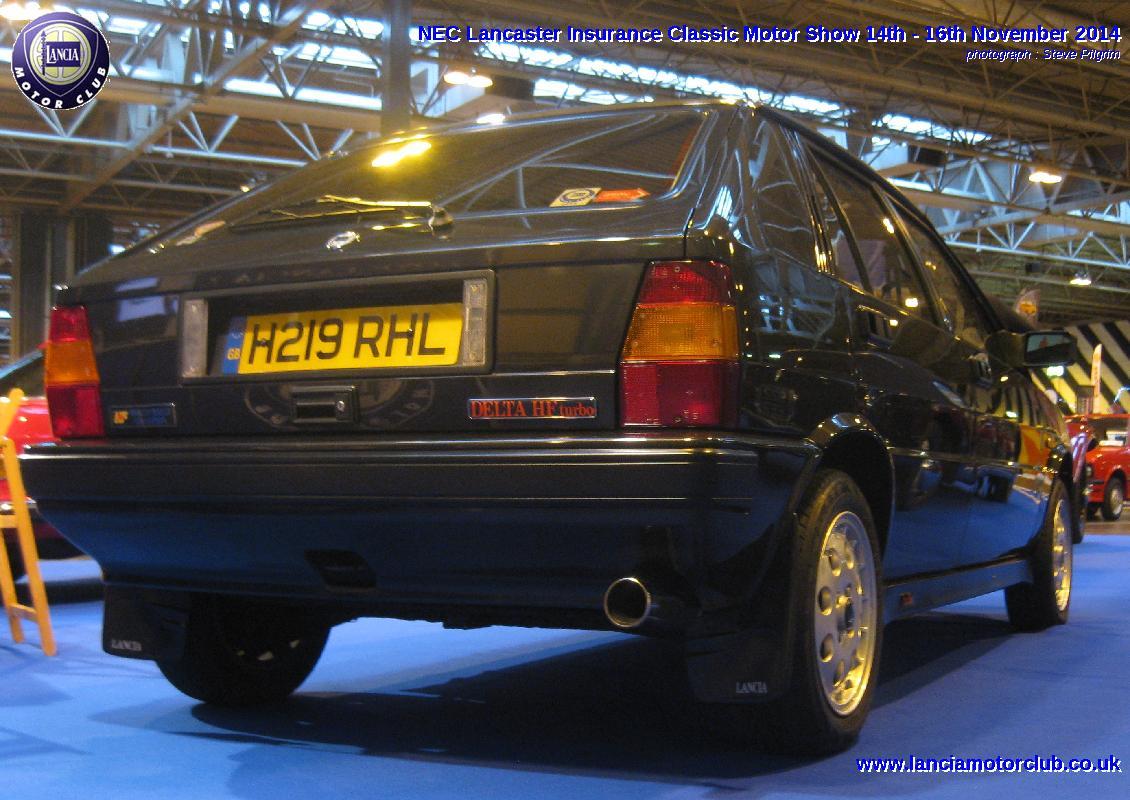 NEC Lancaster Insurance Classic Motor Show