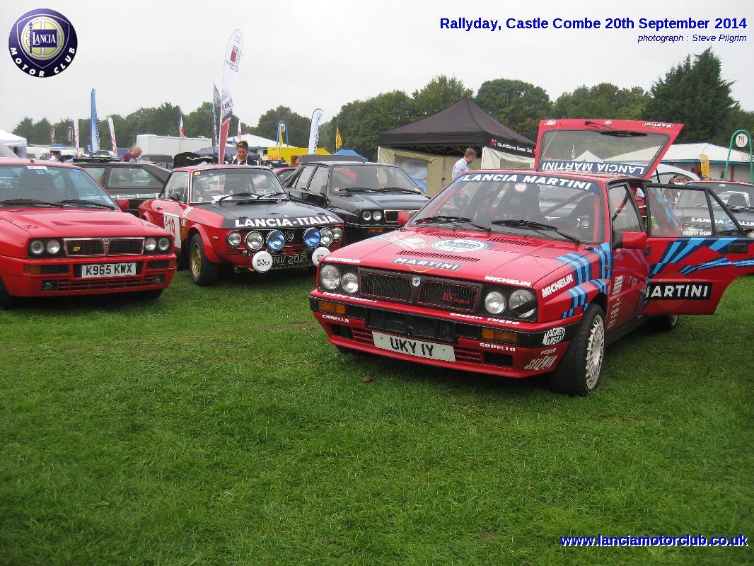Rallyday, Castle Combe