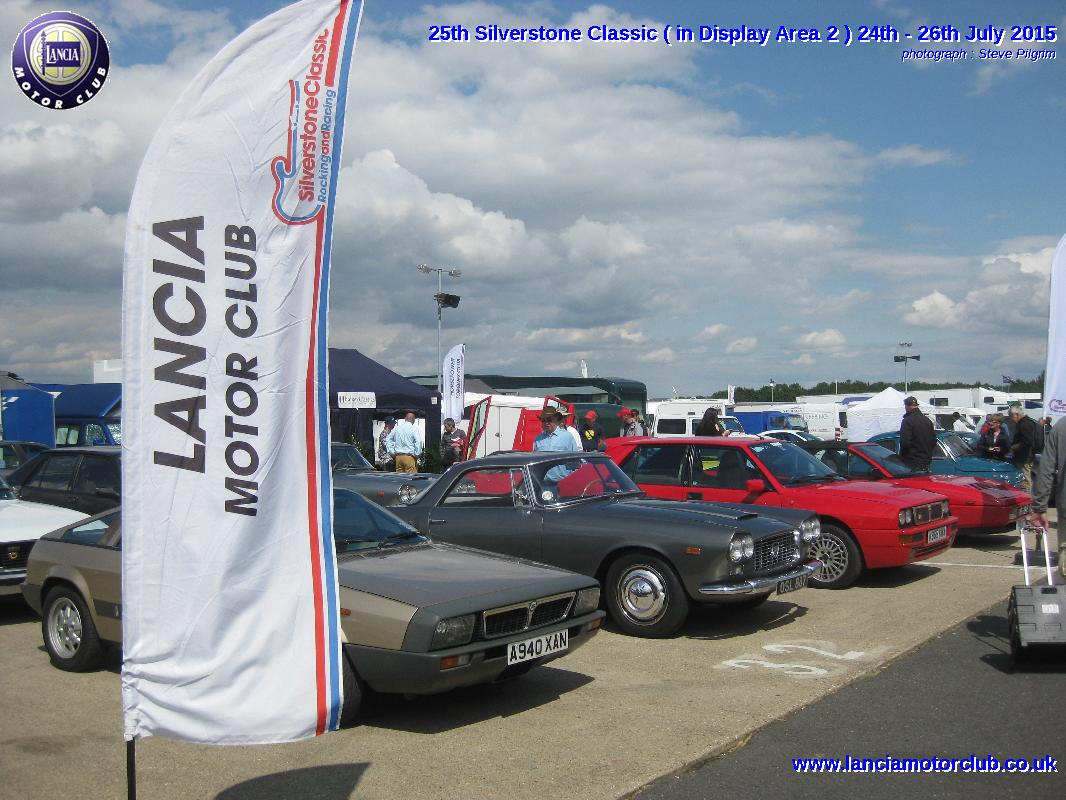 25th Silverstone Classic ( in Display Area 2 )