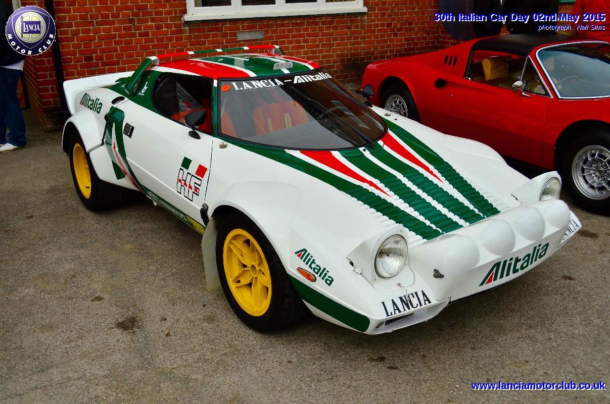 30th Italian Car Day