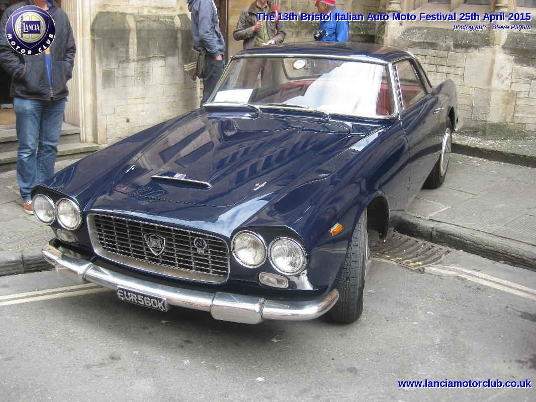 The 13th Bristol Italian Auto Moto Festival
