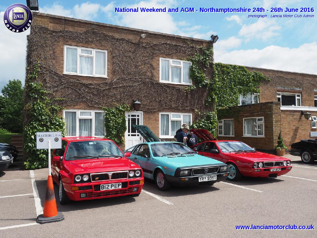 National Weekend and AGM - Northamptonshire