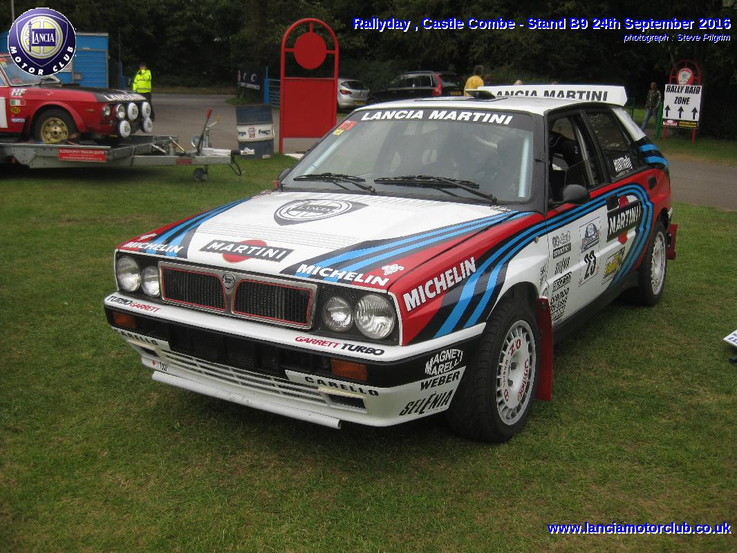 Rallyday , Castle Combe - Stand B9
