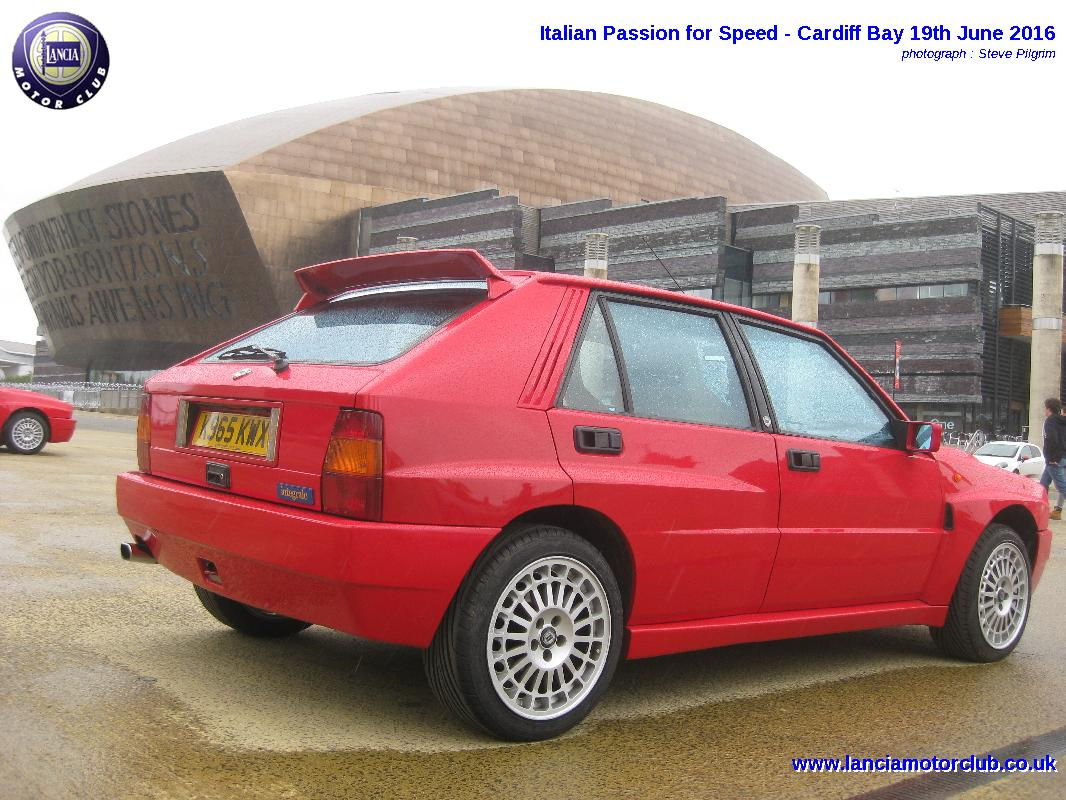 Italian Passion for Speed - Cardiff Bay