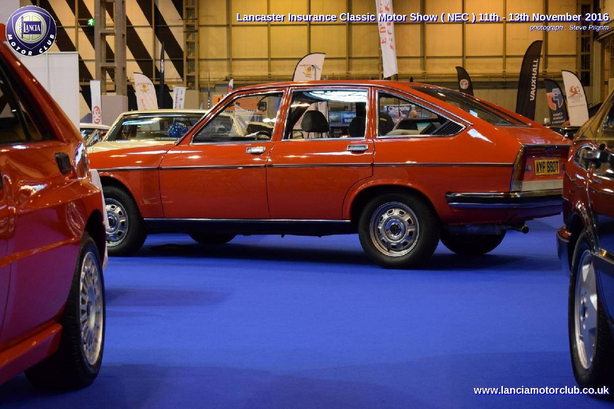 Lancaster Insurance Classic Motor Show ( NEC )