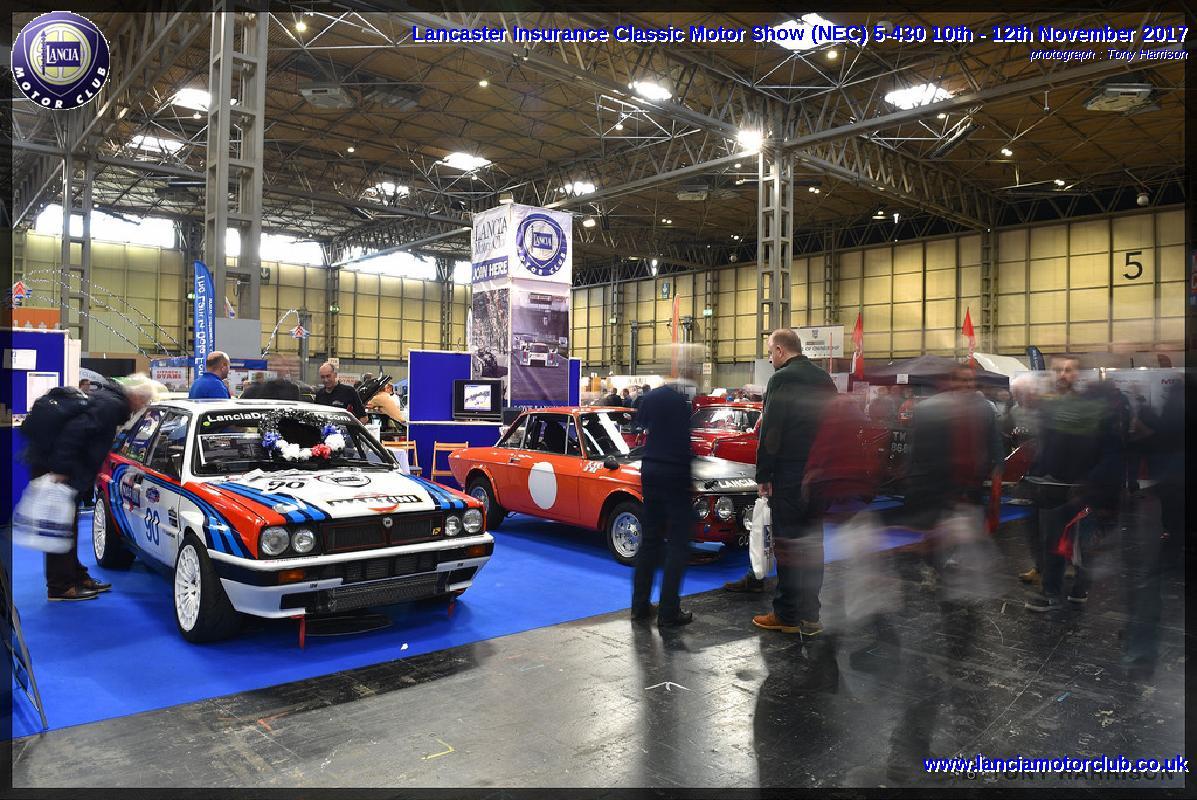 Lancaster Insurance Classic Motor Show (NEC) 5-430