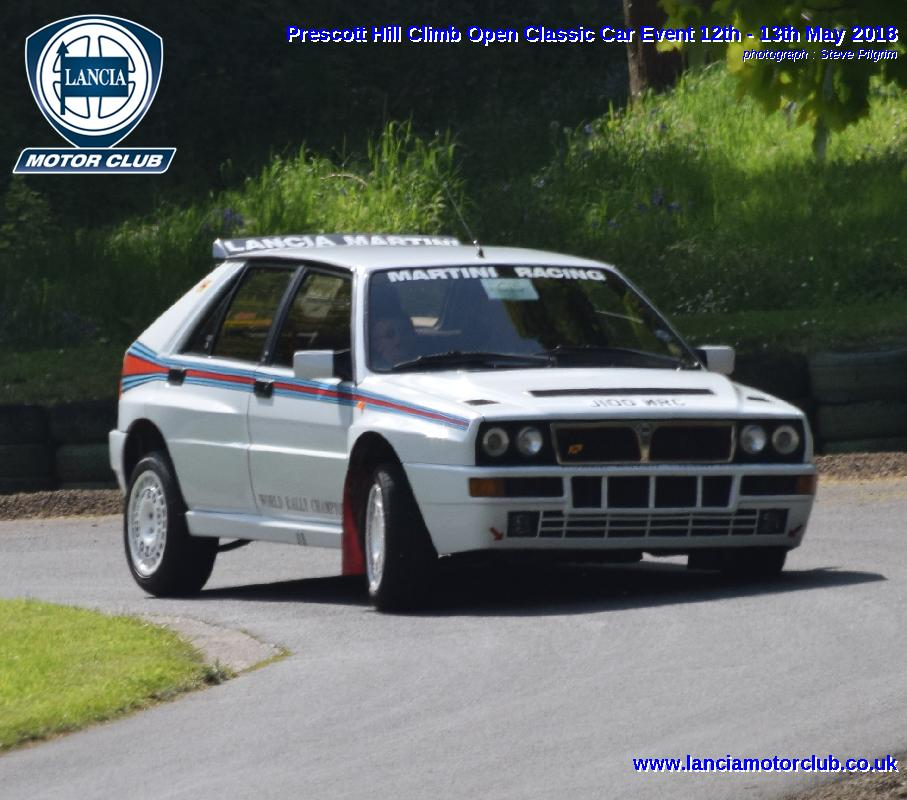 Prescott Hill Climb Open Classic Car Event