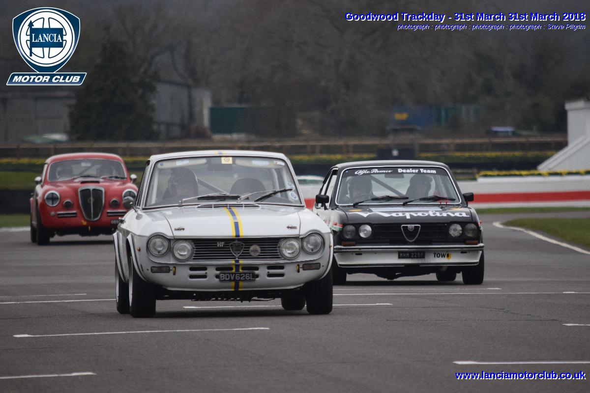 Goodwood Trackday - 31st March